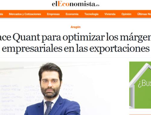 """Minireportaje que nos ha dedicado el diario """"El Economista"""""""