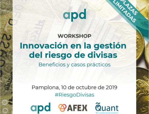 Evento APD Navarra: Innovación en la gestión de las divisas